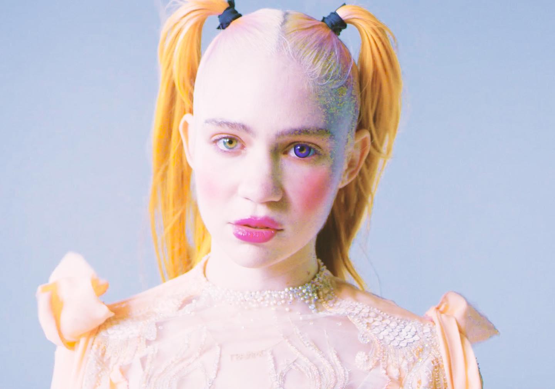 Miss Anthropocene, el álbum más oscuro de Grimes
