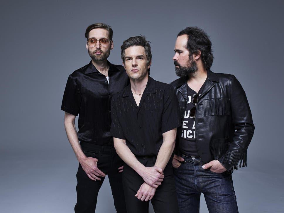 The Killers, (2020). Foto por Robert Ashcroft