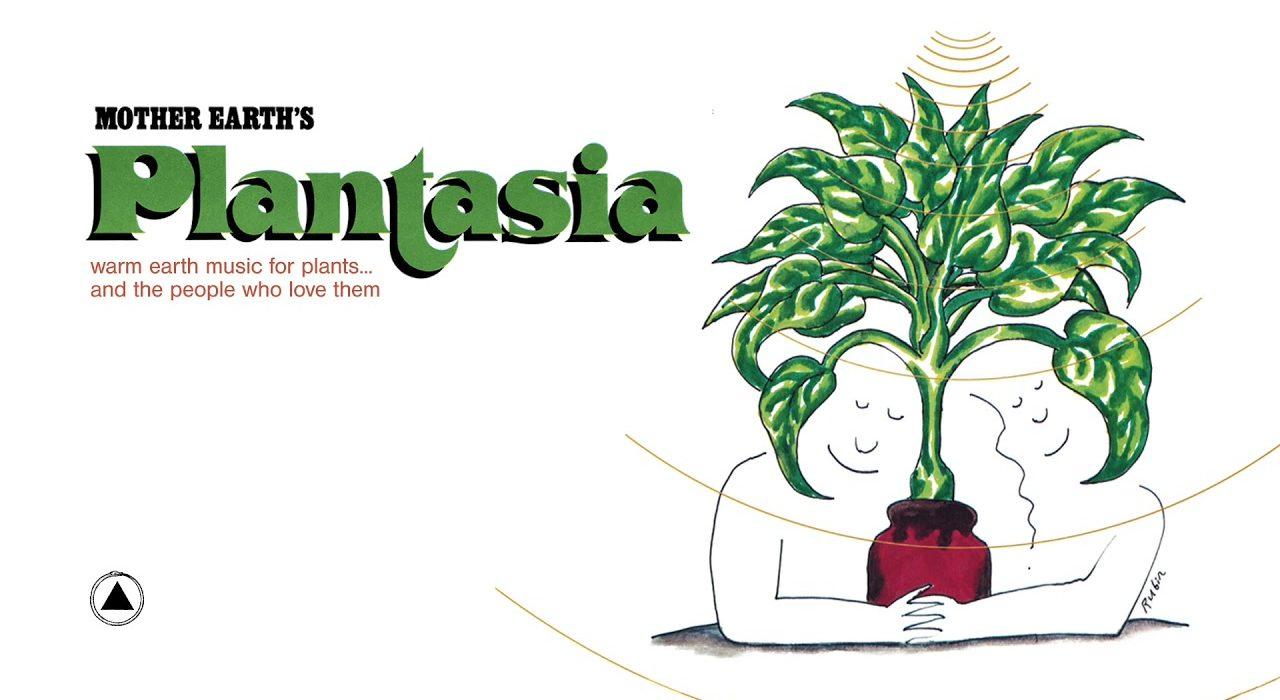 Plantasia: El amor y cuidado a las plantas por Mort Garson