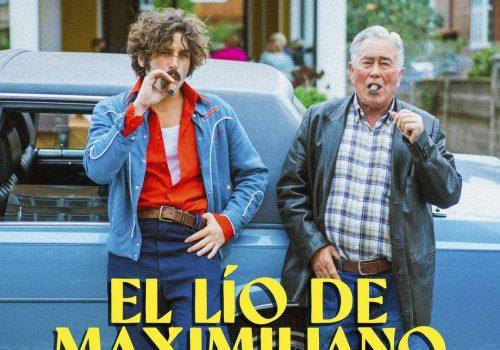 Maximiliano Calvo Está Viviendo Una Película